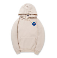 NASA Hoodie Pullover Tops Sweaters Hip-hop Skateboard Sweatshirts