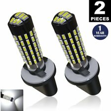 LUYED 2 X 900 Lumens 880 886 890 892 Led Bulb Used For DRL or Fog Lights,Xenon W