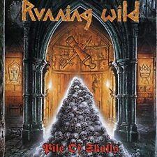 """Running Wild 'Pile Of Skulls' Gatefold 2x12"""" Vinyl - NEW"""