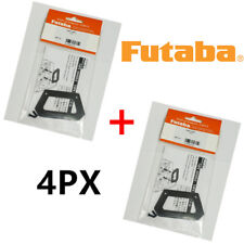 FUTABA 4PX TRANSMITTER 2pcs PURE CARBON CARRYING HANDLE EBB1136 FREE SHIPPING