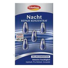 SCHAEBENS Nacht REPAIR Konzentrat, Zellregeneration, Pro-Retinol+Ceramide NEU