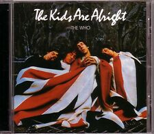CD (NUOVO!) The Who: Kids are Alright (colonna sonora Magic Bus won 't Get Fooled mkmbh