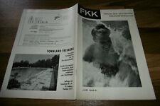FKK -- Juni-Heft # 6 / 1968 -- Organ der Deutschen Freikörperkultur