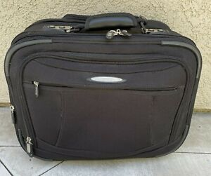 Kenneth Cole Reaction | Rolling Carry-on Business Travel Laptop Briefcase Bag