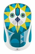 Logitech M317c Wireless Mouse LION  W/ NANO RECEIVER INCLUDED for PC and Mac