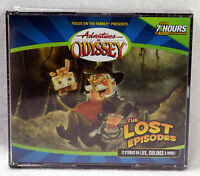NEW The Lost Episodes Adventures in Odyssey Audio CD Vol Set Volume AIO