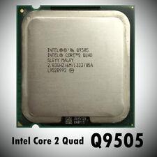 Intel Core 2 Quad Q9505 CPU 2.8GHz LGA 775 1333MHz Quad-Core Processor 6M Used