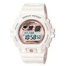 CASIO G-SHOCK MINI GMN-691-7BJF White / Pink Gold Women's Watch New in Box