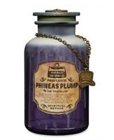 Disney Haunted Mansion Host A Ghost Spirit Jar Phineas Plump NEW