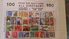 FRANCOBOLLI TERRA SANTA ISRAELE