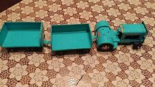 Vintage Tonka Airlines Luggage Carrier Tug Tractor Trailers