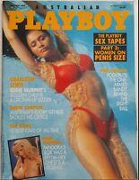 PLAYBOY OZ 1993 OCT~Charlotte Lewis,Jennifer LeRoy,Chico playmate Centrefold *NM