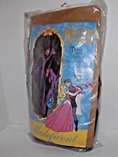 Walt Disney Maleficent Deluxe Adult Costume Up To Size 16 Sleeping Beauty New (D