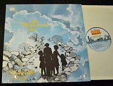BLACK GOSPEL LP Harmonizing Four Air 10040 Rocky Is The Road