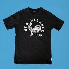 New Balance T-Shirt - Black - Size S