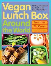 Vegan Lunch Box Around the World: 125 Easy, International Lunches Kids and Grown