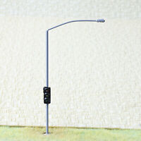 1 x traffic signal with street light HO OO scale model railroad led lamps #colGB