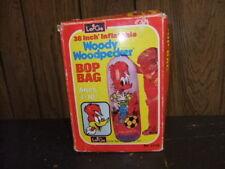 vintage Woody Woodpecker Bob Bag in box 1981/82 LarGo toys Walter Lantz leak