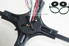 Parrot Ar Drone 2.0 100% Real Carbon Fiber fixed plate for Central Cross X Fix