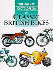 The Pocket Encyclopedia of Classic British Bikes by Bookmart Ltd (Hardback, 200…