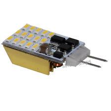 G4 LED 15 SMD Light Bulb High Power 2W Warm White Aluminum Body New Technology