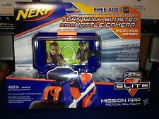 NEW Nerf N-Strike Elite  Mission App Tactical Rail Mount iPhone iPod Attachment