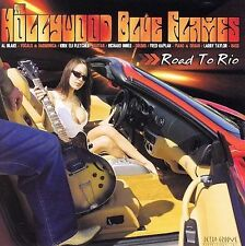 The Hollywood Blue Flames Road to Rio 2 cd kirk eli flether gon guitar