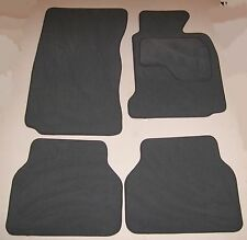 BMW X5 E53 1999 - 2006 QUALITY GREY CAR CARPET FLOOR MATS + 4 x PADS B