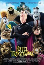 Hotel Transylvania movie poster print - 11 x 17 inches Frankenstein, Dracula (b)