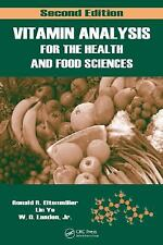 Vitamin Analysis for the Health and Food Sciences by Ronald R. Eitenmiller,...