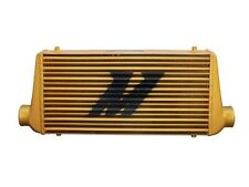 MISHIMOTO Universal Special Edition Gold M-Line Intercooler Free Shipping