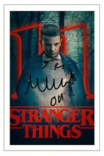 MILLIE BOBBY BROWN Signed Autograph PHOTO Gift Print STRANGER THINGS ELEVEN 11