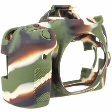Easy Cover Canon EOS 80 D 80d Camera Silicone Skin Case Camouflage