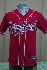 Vintage Nike Stanford Jersey Union Labor Made in USA Size 36