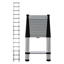Telesteps 1800EP 18' Professional Telescopic Extension Ladder 300Lb. Max Load