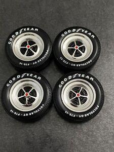 1/18 Scale Wheels & Goodyear Polyglass GT Autoworld