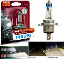 Philips X-Treme Vision 9003 HB2 H4 60/55W One Bulb Head Light Upgrade Dual Beam