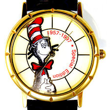 Dr Seuss Fossil Limited Edition 'Tick Tocking Time Tickers' New Unworn only $149