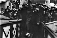 New 5x7 Photo: Surviving Crew Member of RMS TITANIC Ship Sinking, 1912