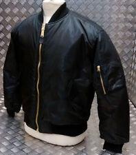 Cappotti e giacche da uomo nera militare