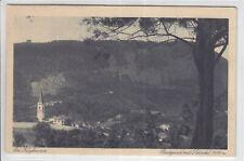AK St. Radegund bei Graz mit Schöckl, um 1920