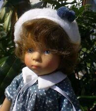 Götz Puppe 36 cm Sylvia Natterer SN Junge Fanouche Künstlerpuppe Gotz Doll 02