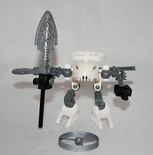 Lego Bionicle Rahaga Kualus (4870) Complete Figure & Free Shipping in USA