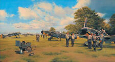 Eagles On The Channel Front by Robert Taylor Me109 Fw190