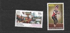 1990 MNH Indonesia Michel 1361-62 postfris**