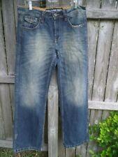 Mission Bay Blue Denim Jeans Size 30x33.....................................A158