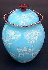 Vintage Temptation Rufle Cookie Jar