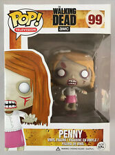 Funko Pop Penny. The Walking Dead Collectible Walker Zombie Vaulted Retired