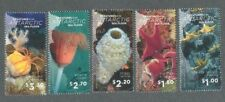 Ross Dependency-Creatures of the Sea Floor fine used/cto set