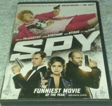 Spy DVD Melissa McCarthy , Jason Statham Jude law